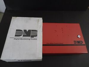 Dmp Xr5fc r Commercial Fire Panel communicator W Red Enclosure New Free Ship
