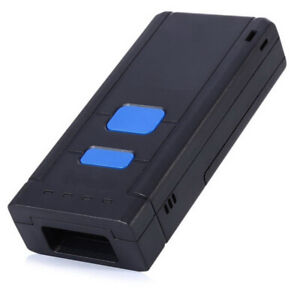 Mini Portable Wireless Bluetooth Usb Laser Barcode Scanner Android Windows Pc