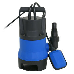 Submersible Pump Dirty Clean Water Flooding Pond Swimming Pool 1 2 Hp 2000gph