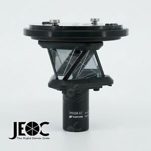 360 Degree Robotic Prism W Rc Mount Replaces Topcon A7 For Rc4 Rc5