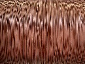 1000 Reel Ul1007 20 Awg Brown Hook Up Lead Primary Wire Tinned Stranded 300v