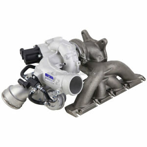 New Borgwarner Turbo Turbocharger For Audi Vw Volkswagen Ccta Engine