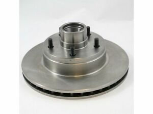 For 1979 1990 Chevrolet Caprice Brake Rotor And Hub Assembly Front 58298ck 1987