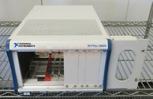 National Instruments Pxie 1062q 8 slot Pxi Express Chassis 193895b 01