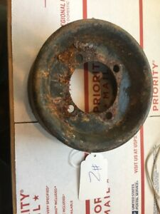 Willys Mb Ford Gpw Parking Brake Drum A1002 2