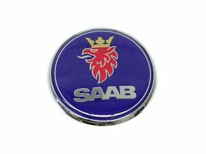 For 2006 2009 Saab 95 Emblem Genuine 31712jd 2008 2007 Sedan Trunk Emblem