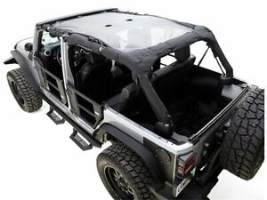 For 2007 2017 Jeep Wrangler Soft Top Rampage 73448xj 2008 2009 2010 2011 2012