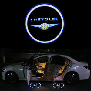 Us No Drill Led Puddle Projector Ghost Door Lights For Chrysler 300 2005 2016