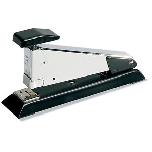Rapid 5000500 Retro K2 Desktop Stapler Ergonomic Metal Body Black Magic 50 Sh