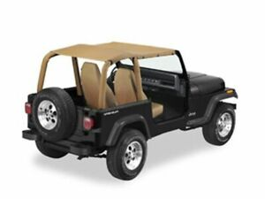 For 1992 1995 Jeep Wrangler Soft Top Pavement Ends 62235cq 1994 1993