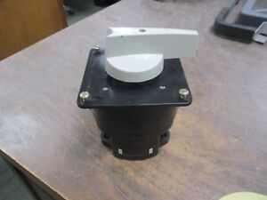 Entrelec Rotary Switch Vy 200 200a 600v 3ph Used