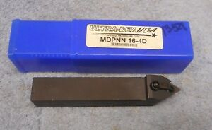 Ultra Dex Indexable Tool Holder Mdpnn 16 4d