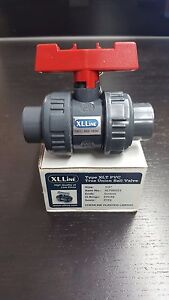 1 2 Xlt Pvc True Union Ball Valve
