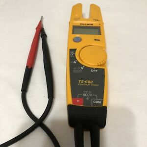 Fluke T5 600 Electrical Tester Display Does Not Turn On