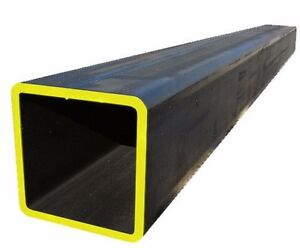 1 1 2 X 1 1 2 X 1 8 Steel Square Tube 4pc 12 Inches Long