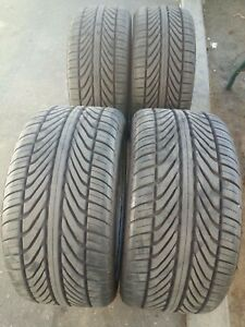 05 13 Corvette Goodyear Eagle F1 Gs 2 Emt Tires 245 40 18 285 35 19