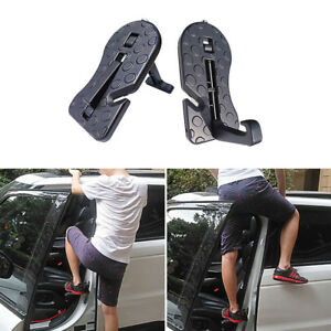 New Car Doorstep Door Step Gives You A Step To Easily Access Roof Of Auto Parts