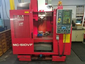 Matsuura Mc 510vf Cnc Machining Center Tsudakoma 4axis