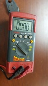 Power Probe Cat Iv Multimeter Trms