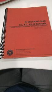 Southwestern Prototrak Smx K2 K3 Retrofit Safety Install Maint Serv Manual