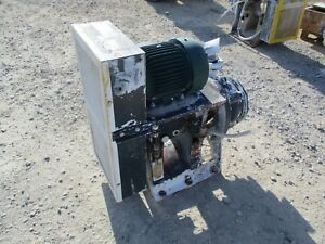 Giw Iron Pump With Motor And Base 109920c used