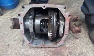 Parts 1984 1996 Chevy Corvette Rear End Differential 3 07 Gears Dana Posi C4