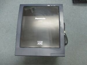 Panasonic Kx tde100 Bx Ip Pbx Cabinet W Cover Only No Power Or Ipcmpr