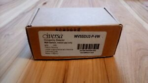 Diversa Occupancy Detector Wall Switch