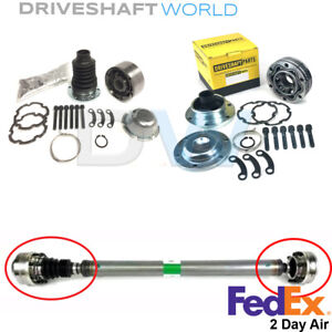 Front Drive Shaft Front Rear Cv Joints 06 10 Jeep Commander Grand Cherokee