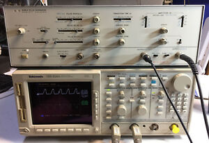 Hp 8082a 250 Mhz Pulse Generator Great Condition