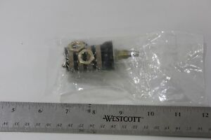 Grayhill 12 Position Rotary Switch 7819 4 Deck