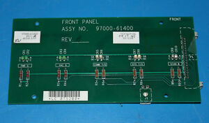 Thermo Finnigan Mat 97000 61400 Front Panel Pcb Board Assembly