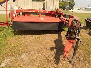 New Holland 1412 Discbine Flail Disc Mower Conditioner