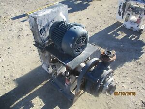 Giw Pump Iron With Motor And Base 1011844c used