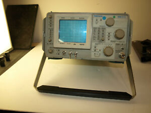 Tektronix 496 Spectrum Analyzer Ott