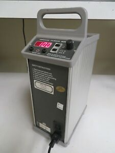 Ametek Jofra Temperature Calibrator Model 202 Nc1
