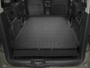 Weathertech Cargo Liner Custom Trunk Mat For 2018 Jeep Wrangler Jl Seats Removed
