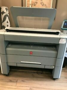 Oce Pw365 Plotter For Part Only Machine Brand New April 2018 Never Used