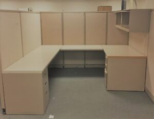 Lot Of Used Office Cubicles Great Condition Multiple Sizes And Features