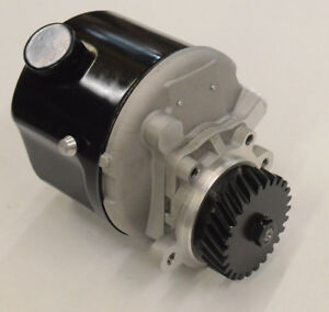 E6nn3k514ea99m Ford Nh 2000 3000 3055 4600 5000 5600 6600 Power Steering Pump