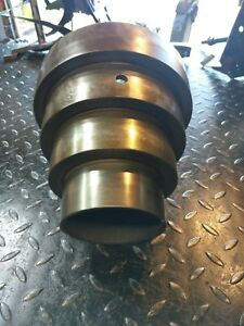 South Bend 16 Lathe Cl 117e Underdrive 4 step Cone Pulley Sheave