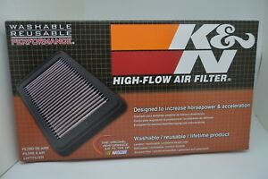 K n 33 2075 High Performance Replacement Air Filter