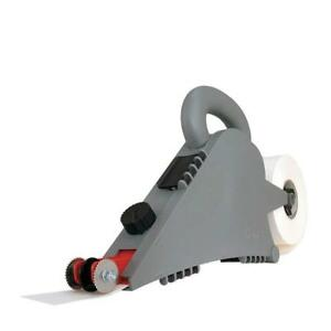 Drywall Taping Tool Silver And Black Tape Mud Dispenser