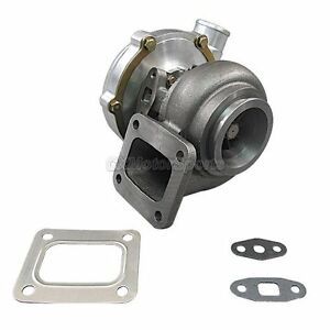 Cxracing T67 Turbo Charger Turbocharger T4 81ar P Trim For Supra Ford Mustang