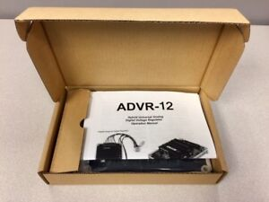 Advr 12 Digital Voltage Regulator