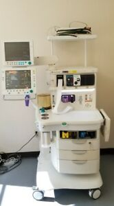 Ge Datex ohmeda Aisys Carestation Anesthesia Machine