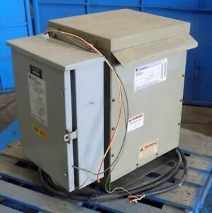 Ge 15 0kva Transformer 9t23b3871 W Servicenter Mini unit Substation 9t23c4411