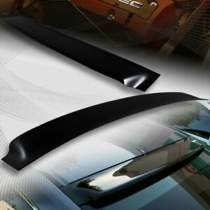 For 2013 2017 Honda Accord 2dr Smoke Acrylic Rear Window Roof Visor Spoiler