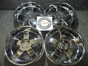 2005 2019 Chrysler 300 Us Mags Hustler U116 22 22x9 22x11 Chrome Wheels Rims