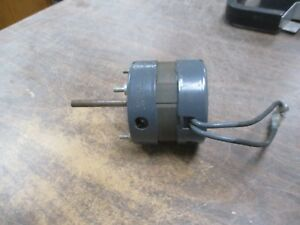 Ge Ac Motor 5ksm59gs3620 s 1 20hp 1550rpm 115v 60hz 1ph Used